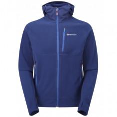Montane Fury Jacket, Herre, Antarctic Blue