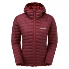 Montane Phoenix Jacket, women, tibetan red