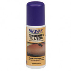 Nikwax Conditioner til lær, spray