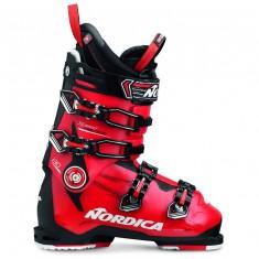 Nordica Speedmachine 130, skistøvler, Skistøvler, Herre, Balck/Red