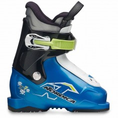 Nordica Team 1 Skistøvel, Barn, Blue/Black