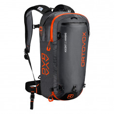 Ortovox Ascent 22 AVABAG, Black