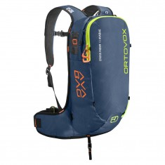 Ortovox Cross Rider 18 AVABAG, Night Blue