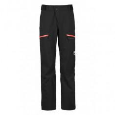 Ortovox Merino Hardshell 3L Alagna Pants W, Black