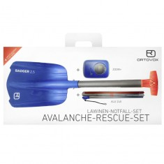 Ortovox Rescue Kit, med Zoom+ Transceiver