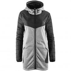 Outhorn Doris, lang softshell jakke, dame, grå