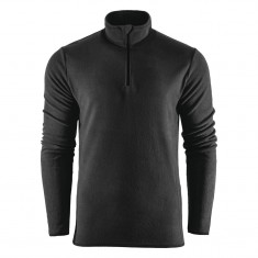 Outhorn Midela 1/4 Zip Fleecegenser, Barn/Junior, Black
