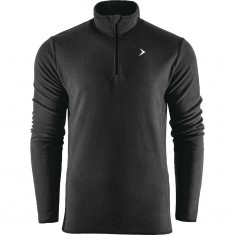 Outhorn Midela 1/4 Zip Fleecegenser, Herre, Black