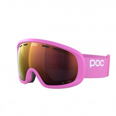 POC Fovea Mid Clarity, Actinium Pink
