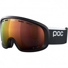 POC Fovea Mid Clarity, Uranium Black
