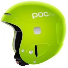 POCito Skull, Skihjelm Barn, Yellow/Green