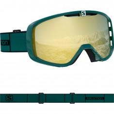 Salomon Aksium, Goggles, Green Gable