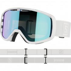 Salomon Aksium, Skibriller, White/Grey