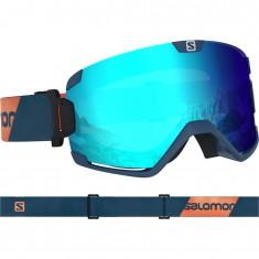Salomon Cosmic Goggles, Moroccan Blue