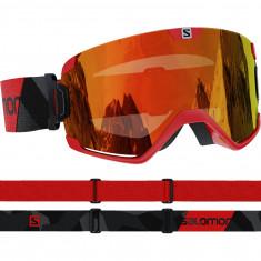 Salomon Cosmic, Skibriller, Red