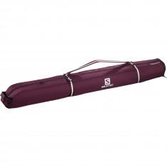 Salomon Extend 1p 165+20 Skibag, Winetasting/Black