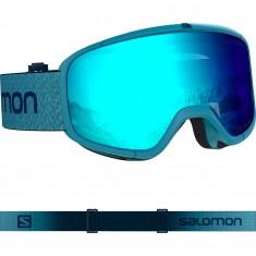 Salomon Four Seven, Goggles, Petrol Blue