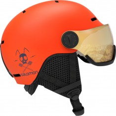 Salomon Grom Visor, Flame