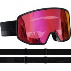Salomon LO FI Sigma, Skibriller, Black