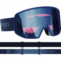Salomon LO FI Sigma, Skibriller, Bold Blue