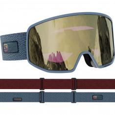 Salomon LO FI Sigma, Skibriller, Grey