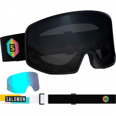 Salomon LO FI, Skibriller, Black/Safran