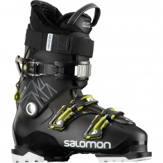 Salomon QST Access 80, Skistøvler, Herre, Black, Belluga, Acid Green