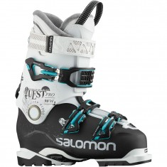 Salomon Quest Pro Cruise 90 W Dame, Black/White