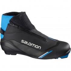 Salomon RC9 Nocturne Prolink, Langrendsstøvler, Herre, Black