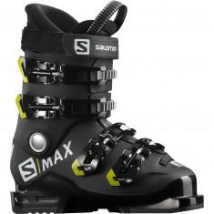 Salomon S/MAX 60 RT L, Skistøvler, Junior, Black