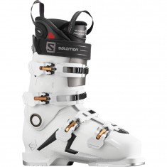 Salomon S/PRO 90 CHC W, White/Gold Glow/Black