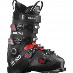 Salomon S/PRO HV 90, Skistøvler, Herre, Black/Red/White