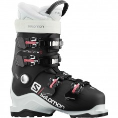 Salomon X Access 70 W Wide, Skistøvler, White
