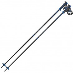Salomon X10 ERGO S3, Skistaver, Black/Blue