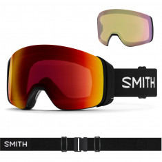 Smith 4D MAG, Skibriller, Black