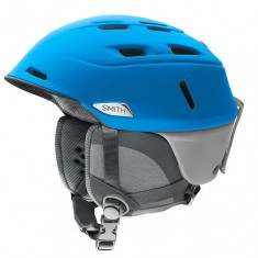 Smith Camber skihjelm, Blue/Cloudgrey