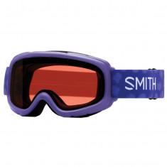 Smith Gambler Air jr Skibrille, Ultraviolet Brush Dots