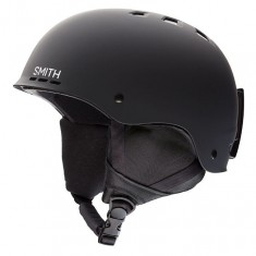 Smith Holt 2 Skihjelm, Black