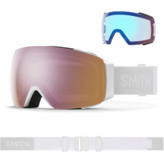 Smith I/O MAG, Skibriller, White Vapor