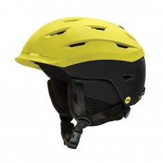 Smith Level MIPS Skihjelm, Matte Yellow/Black