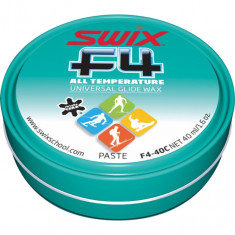 Swix F4-40C Glidewax Paste, 40 gram