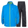 Trespass Qikpac, Regnsett, Junior, Black