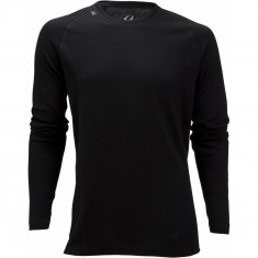Ulvang 50Fifty 2.0 Round Neck, Herre, Black