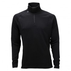 Ulvang 50Fifty 2.0 turtle neck w/zip Ms, Herre, Black