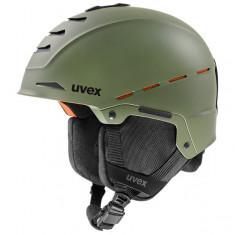 Uvex Legend Pro Skihjelm, Leaf Green