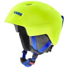 Uvex Manic Pro, Skihjelm, Neon Yellow
