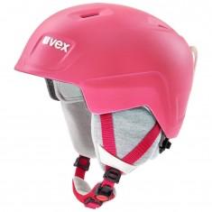 Uvex Manic Pro, Skihjelm, Pink Met