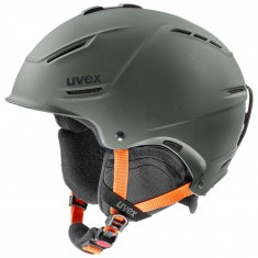 Uvex p1us 2.0 Skihjelm, Olive Mat