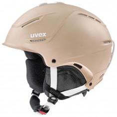 Uvex p1us 2.0 Skihjelm, Prosecco Met Mat