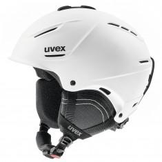 Uvex p1us 2.0 Skihjelm, Soft White